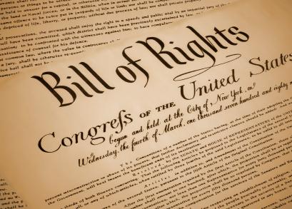 La Carta de Derechos de Estados Unidos