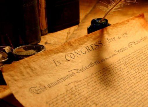La Declaración de Independencia de Estados Unidos
